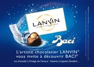 Flyer, Lanvin Baci