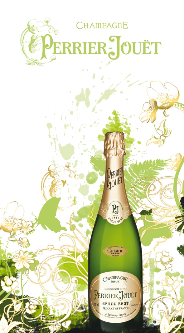 Champagne Perrier-Jouët
